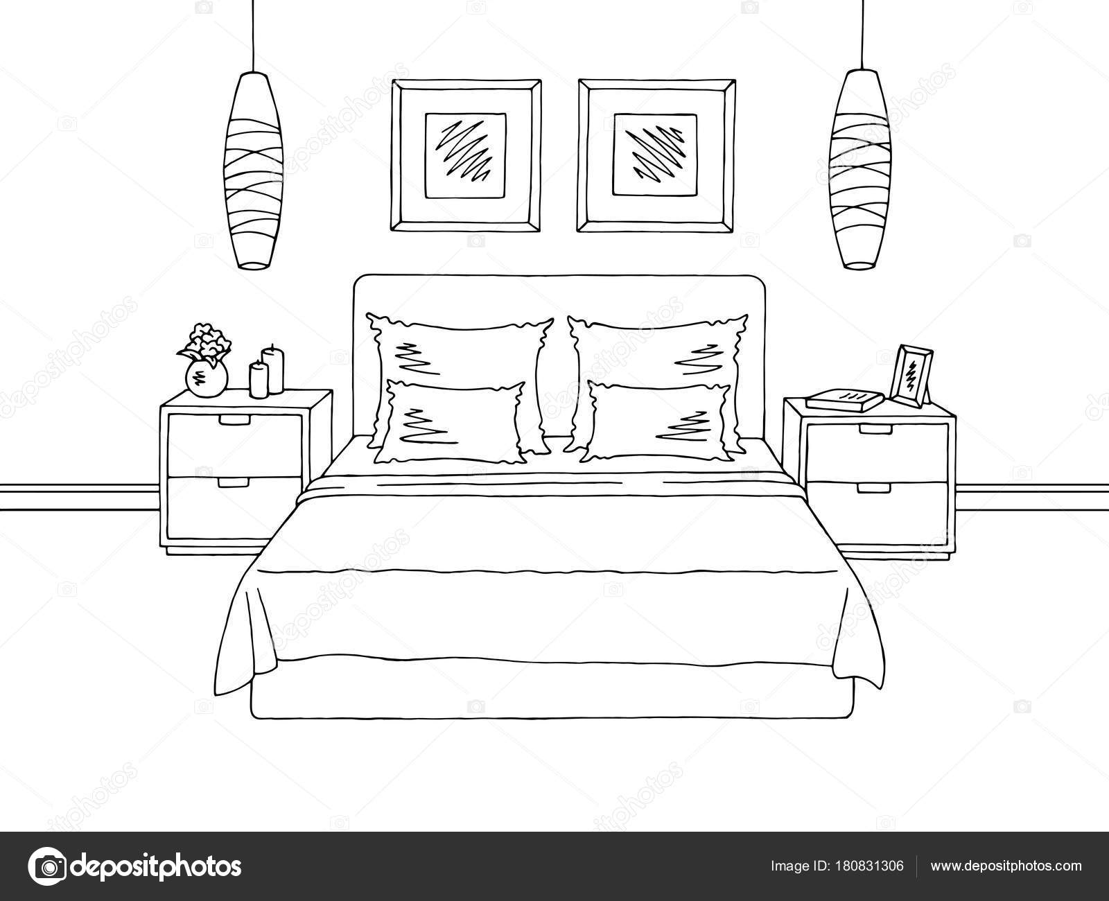 sex in bed black and white picture animated