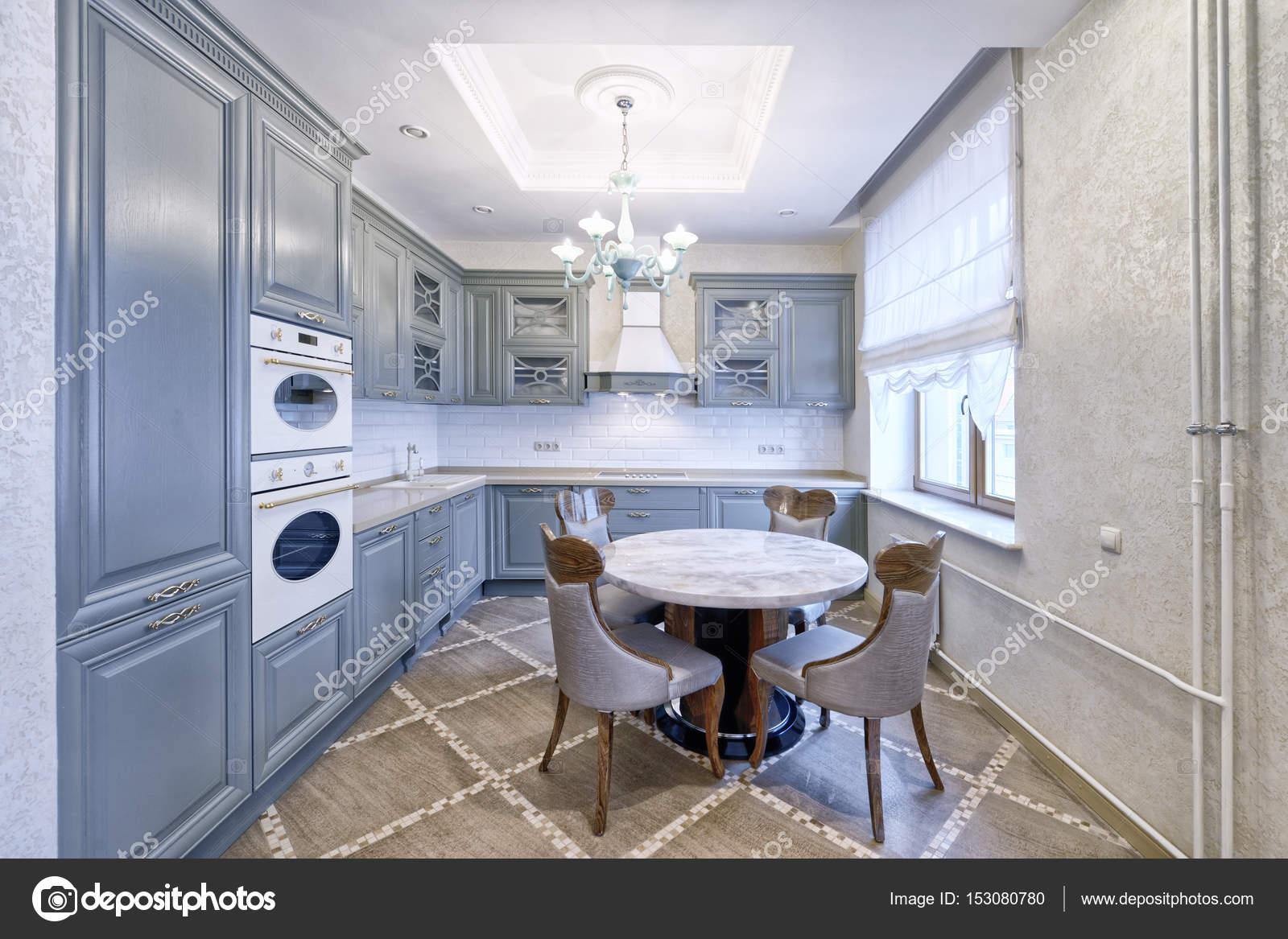 Beautiful Interior Design Moderne Küche Im Neuen Haus U2014 Stockfoto