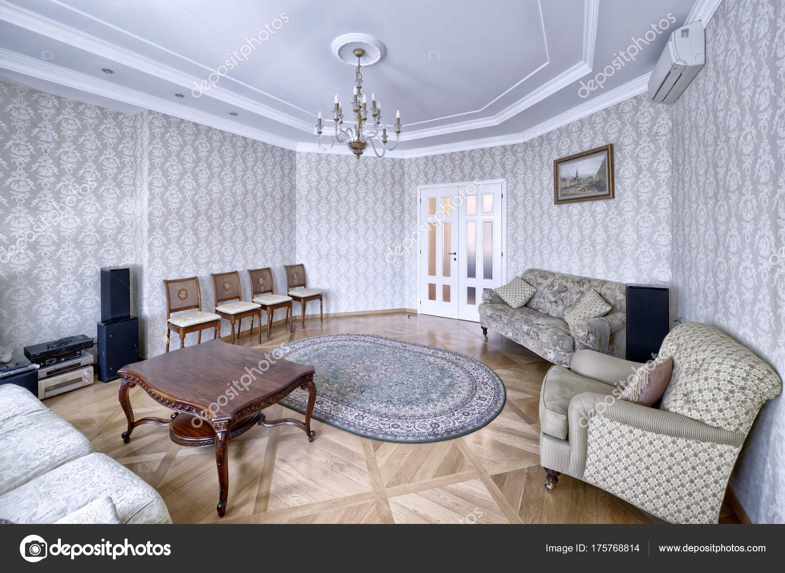 Modern Interieur Woonkamer : Rusland moskou modern interieur woonkamer stedelijk vastgoed