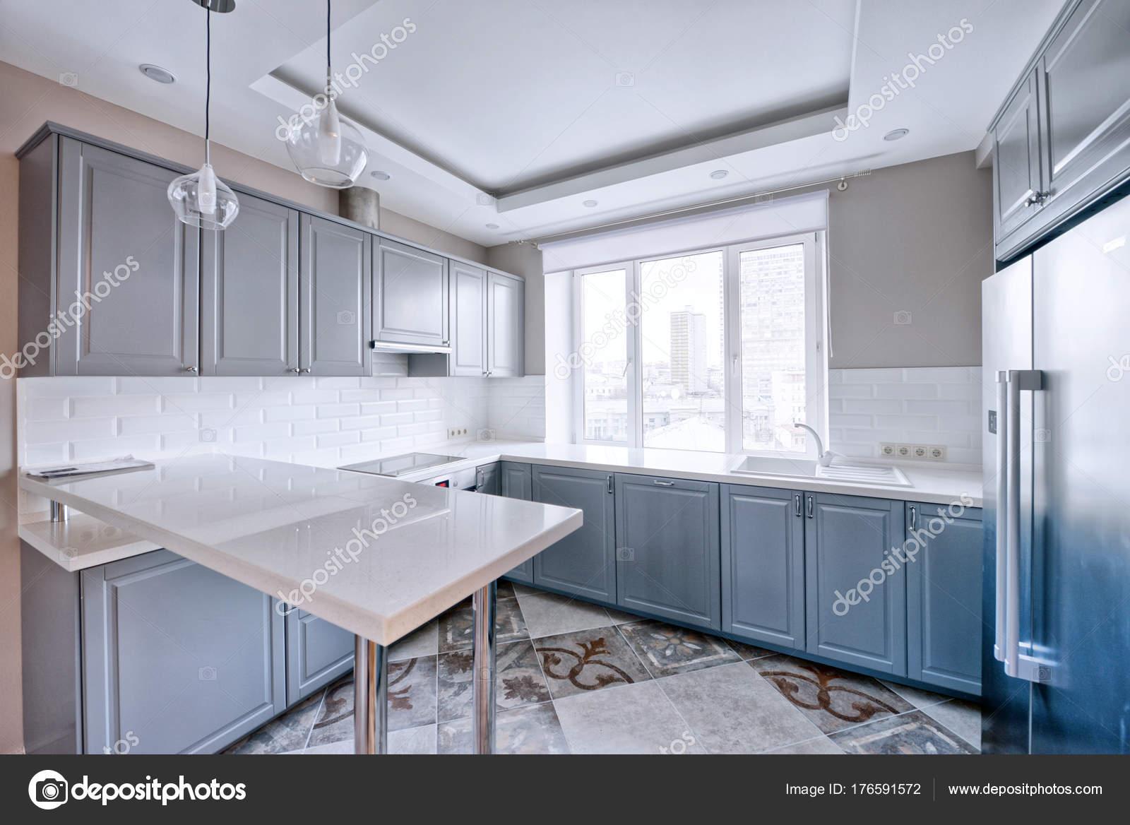 Cocina moderna dise o interiores casa nueva fotos de for Diseno de interiores fotos