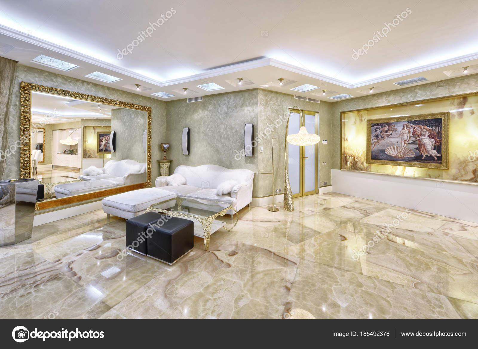 Luxuriöses Interieur Russland Moscow Region Innenarchitektur ...
