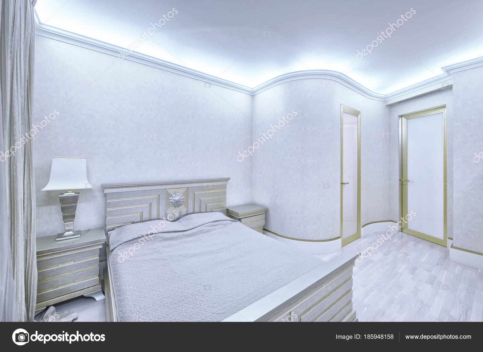 Camere Da Letto Matrimoniali Di Lusso.Russia Mosca Ristrutturazione Design Moderno Edificio Lusso