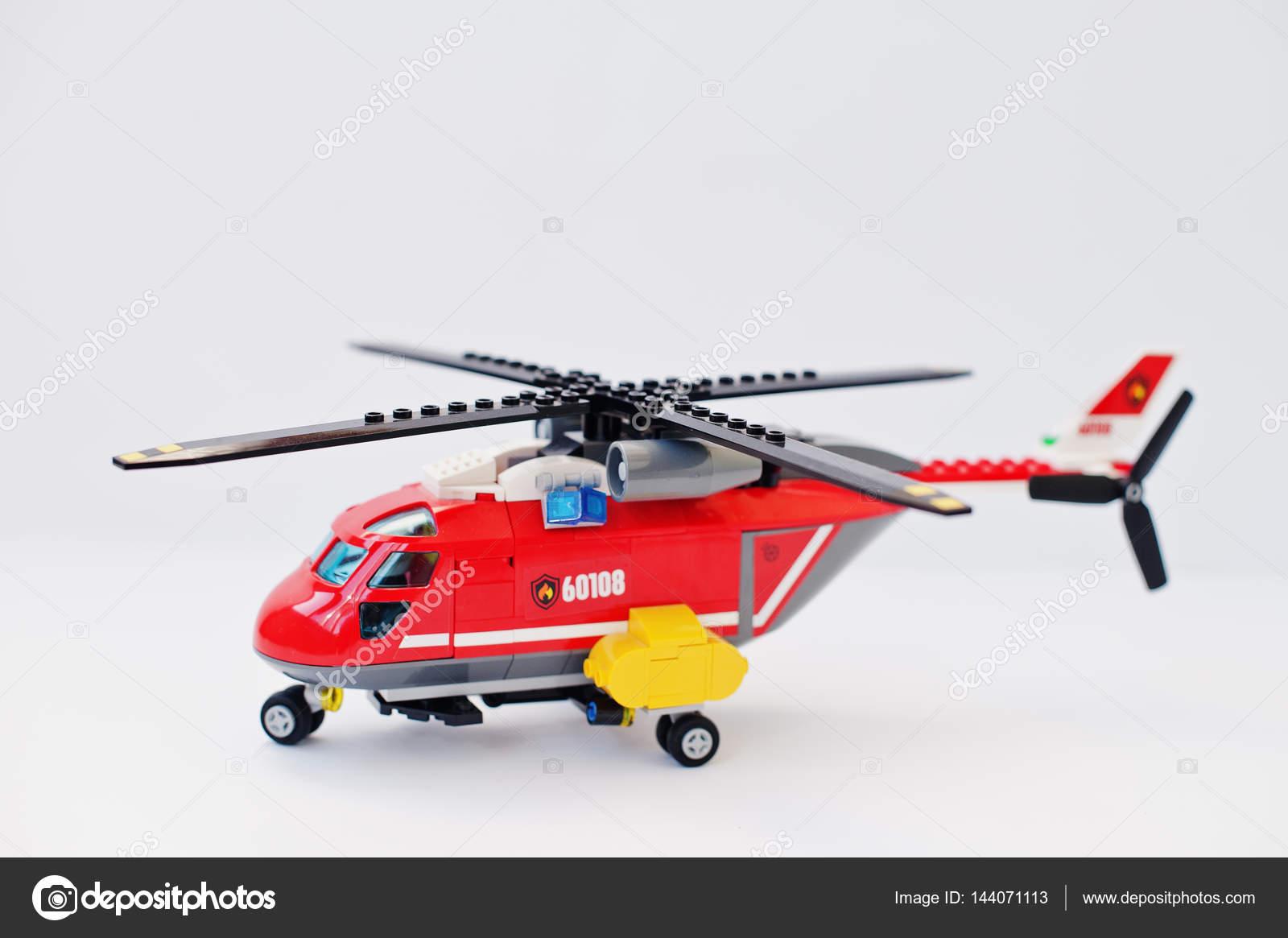 Mars Lego 2017Jouet HaiUkraine 1er Rouge Bloc De Hélicoptère fybYg76