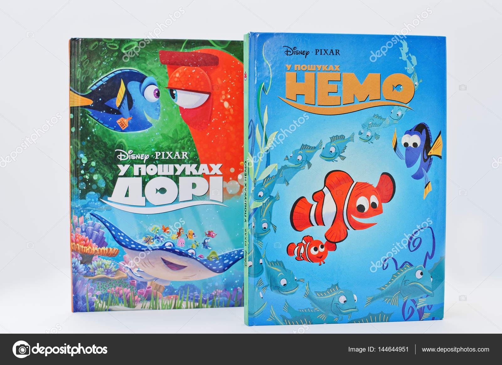Hai, Ucrania - 28 de febrero de 2017: Dibujos animados de películas ...