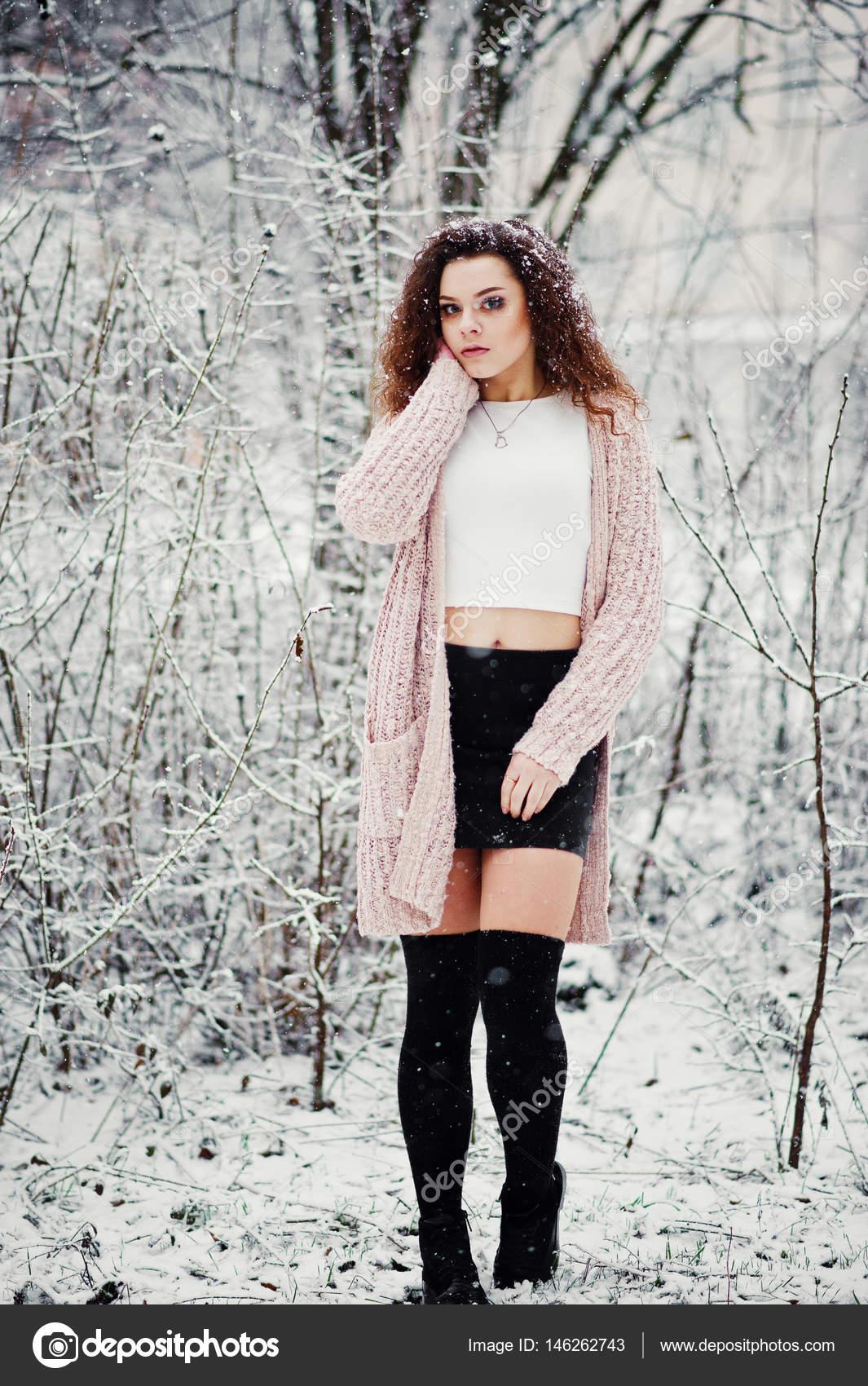 Soğuk kışlar için sıcak etekler