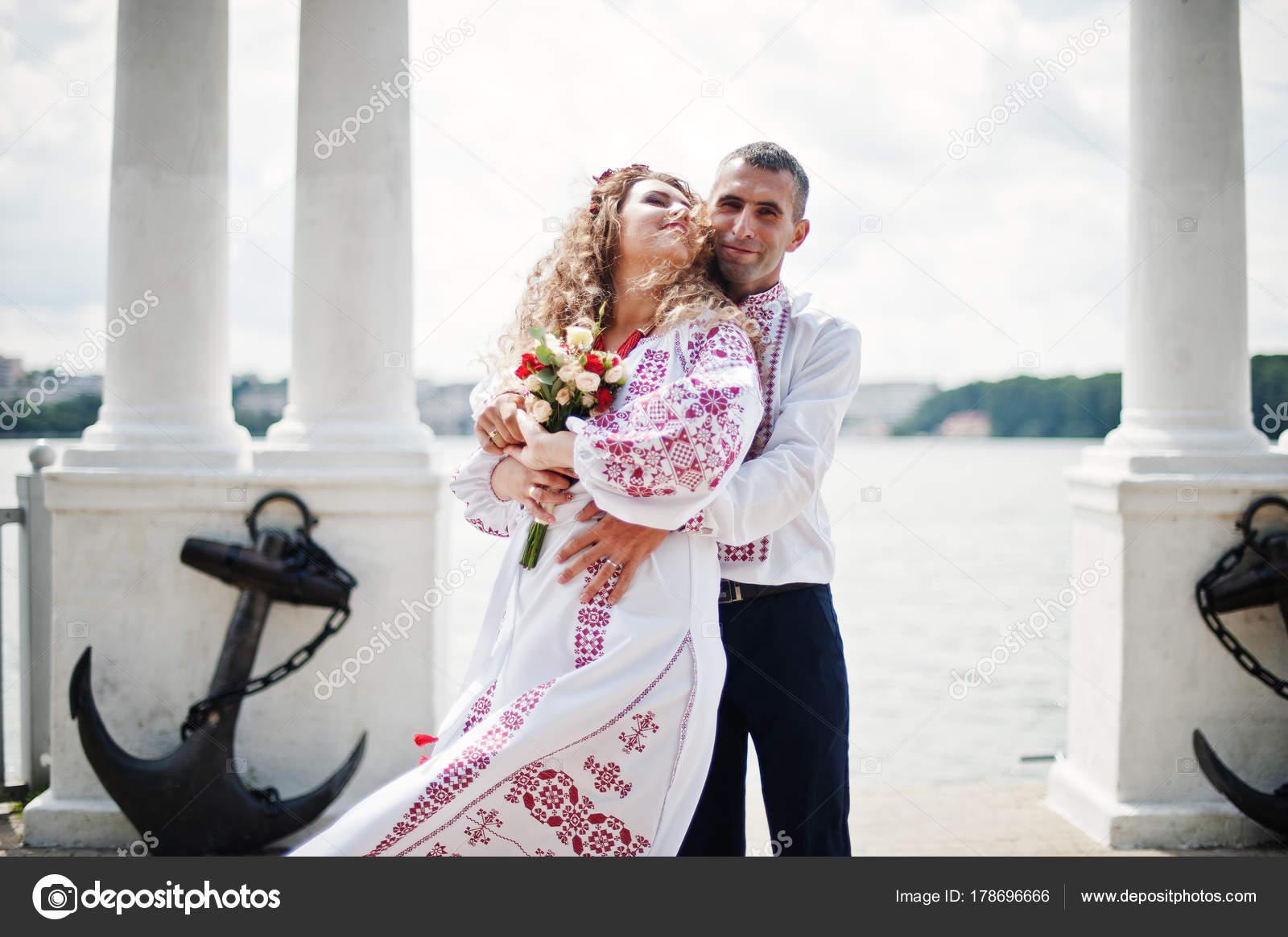 Vestidos de novia tradicionales de ucrania