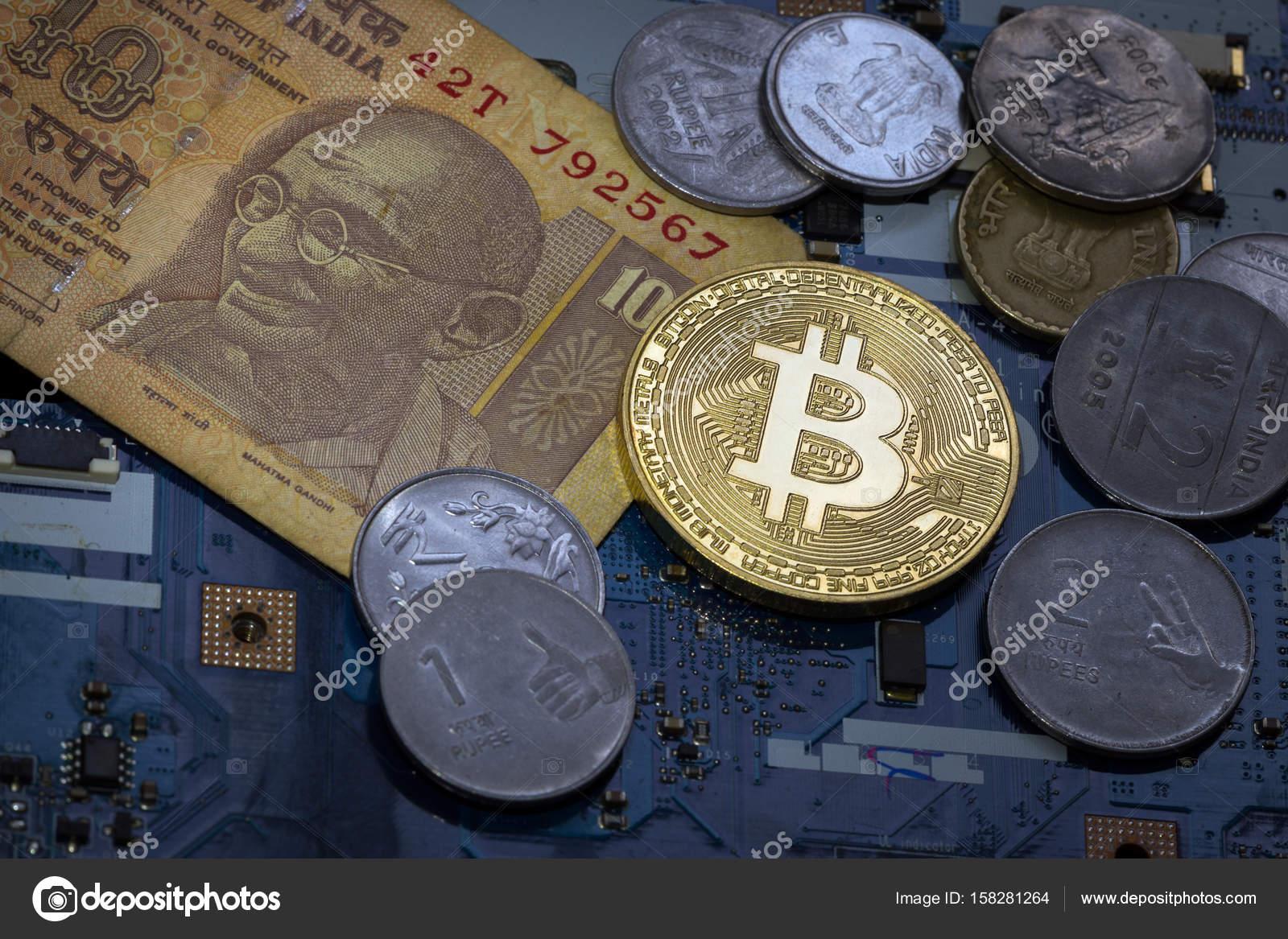 un bitcoin in rupie)