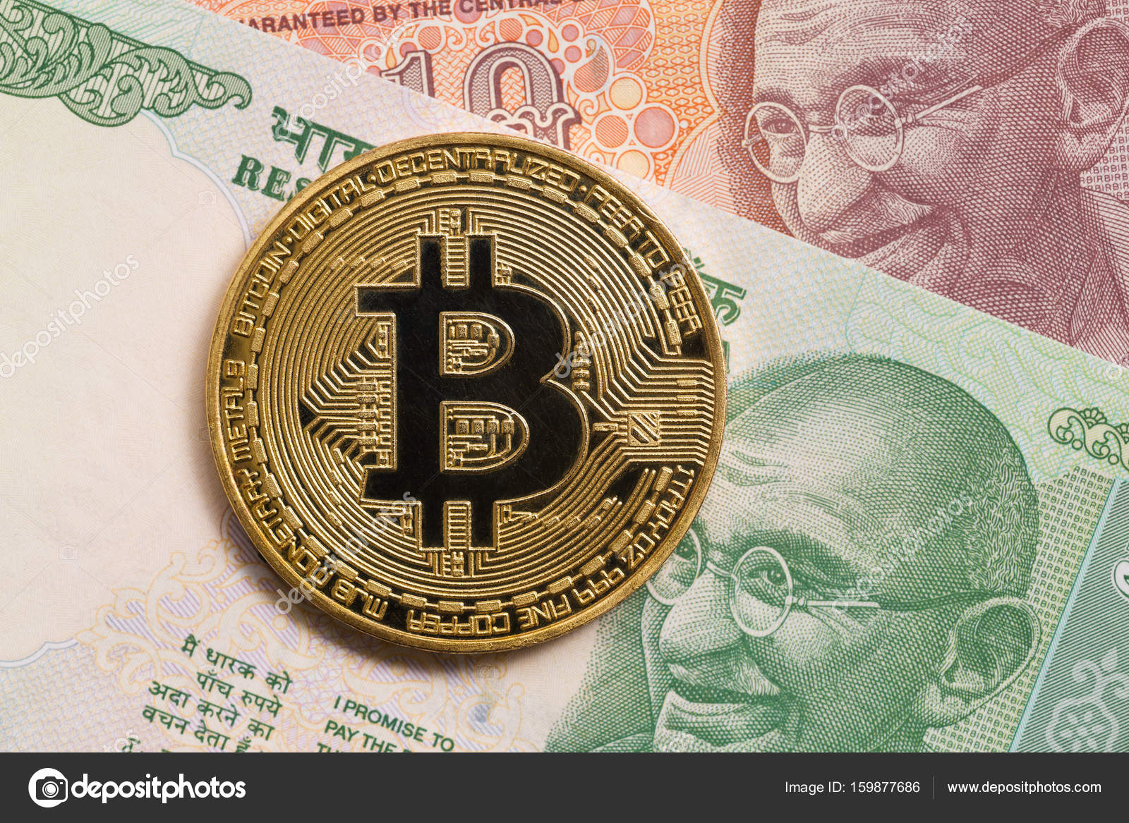 rupia in bitcoin