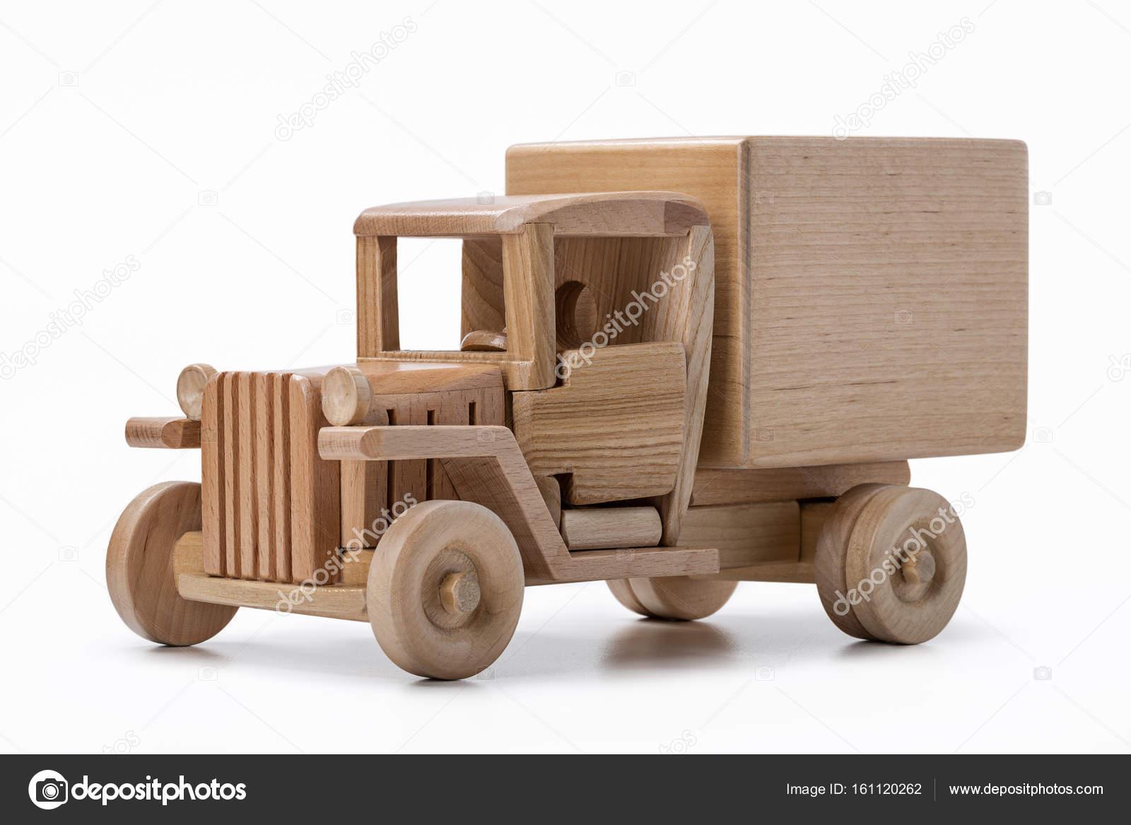 Model of an old car truck van. — Stock Photo © kot36 #161120262