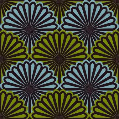 "Картина, постер, плакат, фотообои ""Абстракция геометрических искусства"", артикул 124833728"
