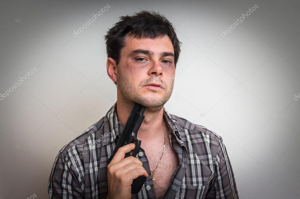Ein depressiver Mann Dating von jemandem gerade bis heute