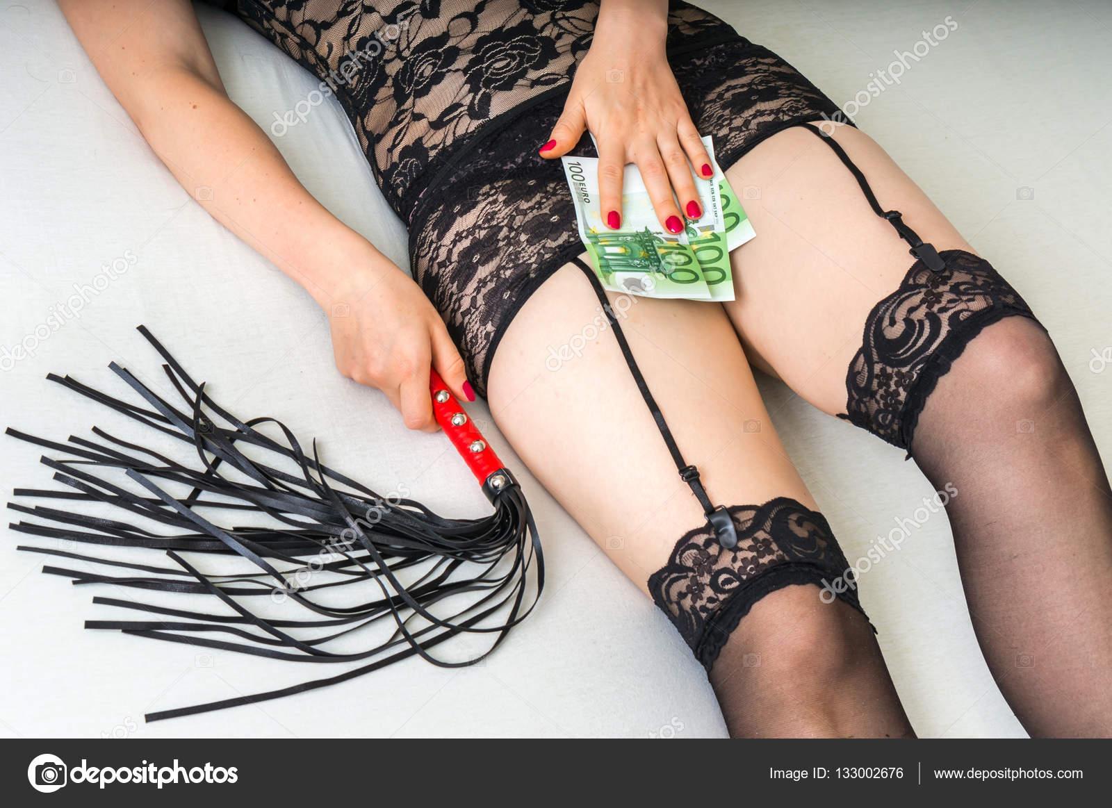 pengar kvinna fetisch
