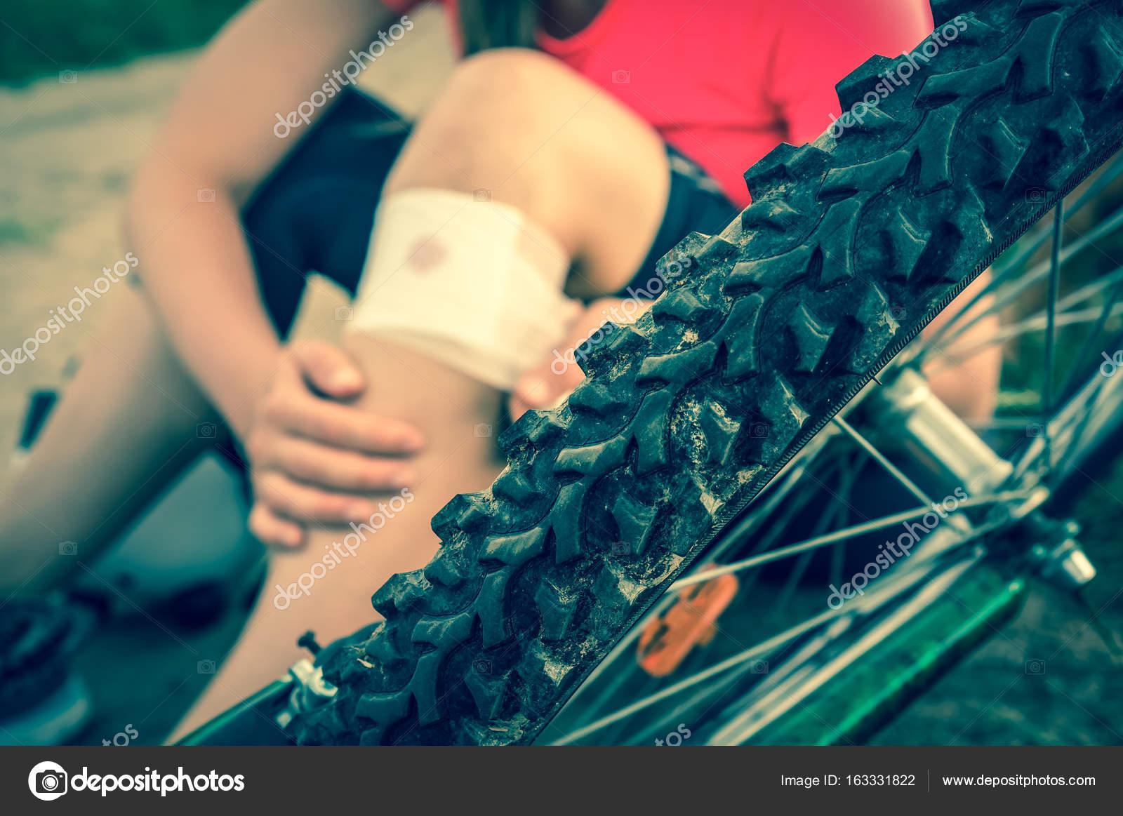 Knieschmerzen beim Radfahren