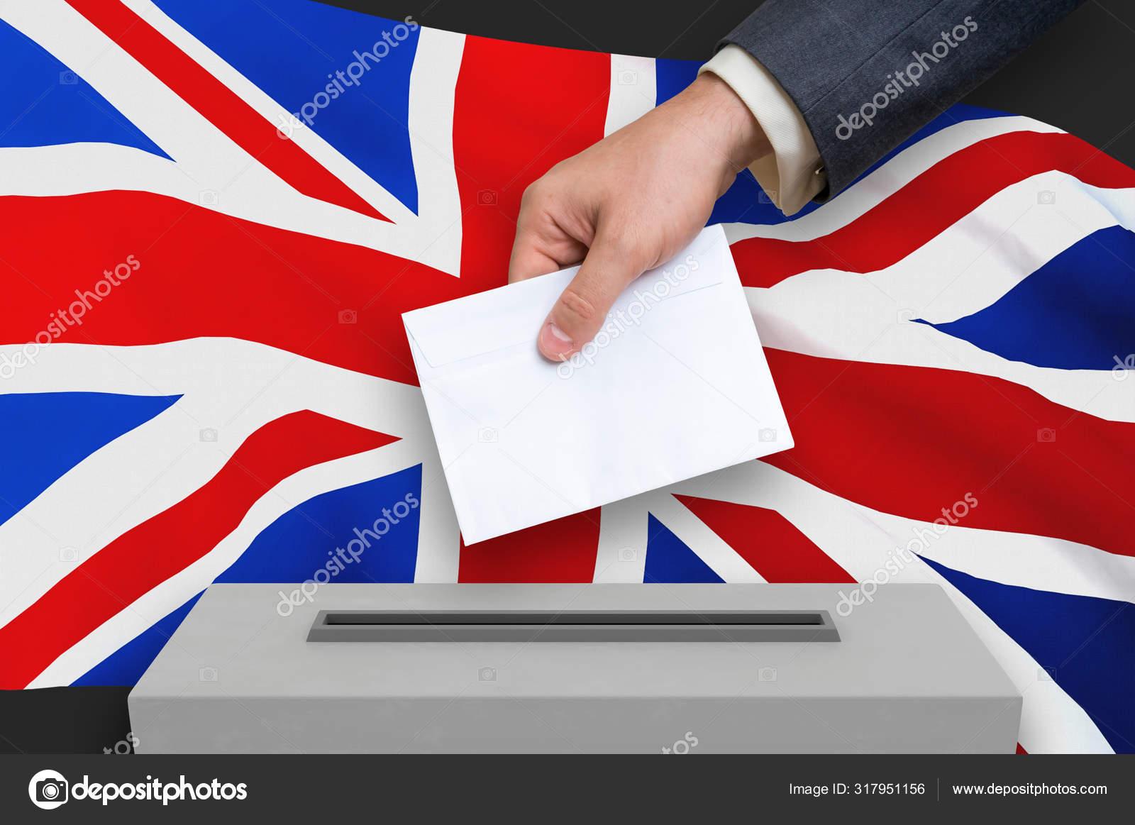 фото голосования на выборах в великобритании кафе