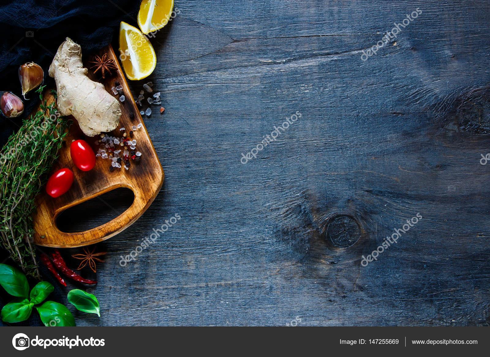 Herbs and spices selection — Stock Photo © yuliyagontar #147255669
