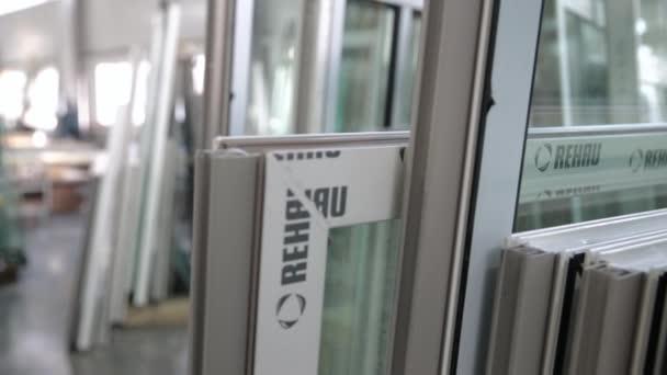 Výroba plastových oken