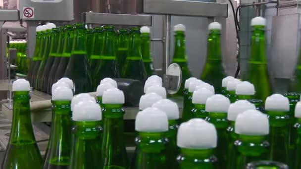 Fabrik für die Produktion von Champagner.