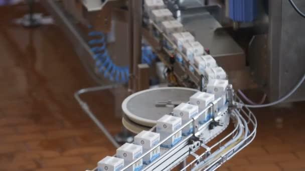 Mléčné výrobky v obalech