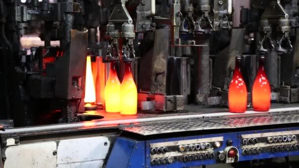 Láhev výrobní technologie