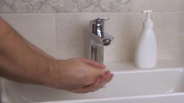 A megfelelő alapos kézmosás teljes ciklusa