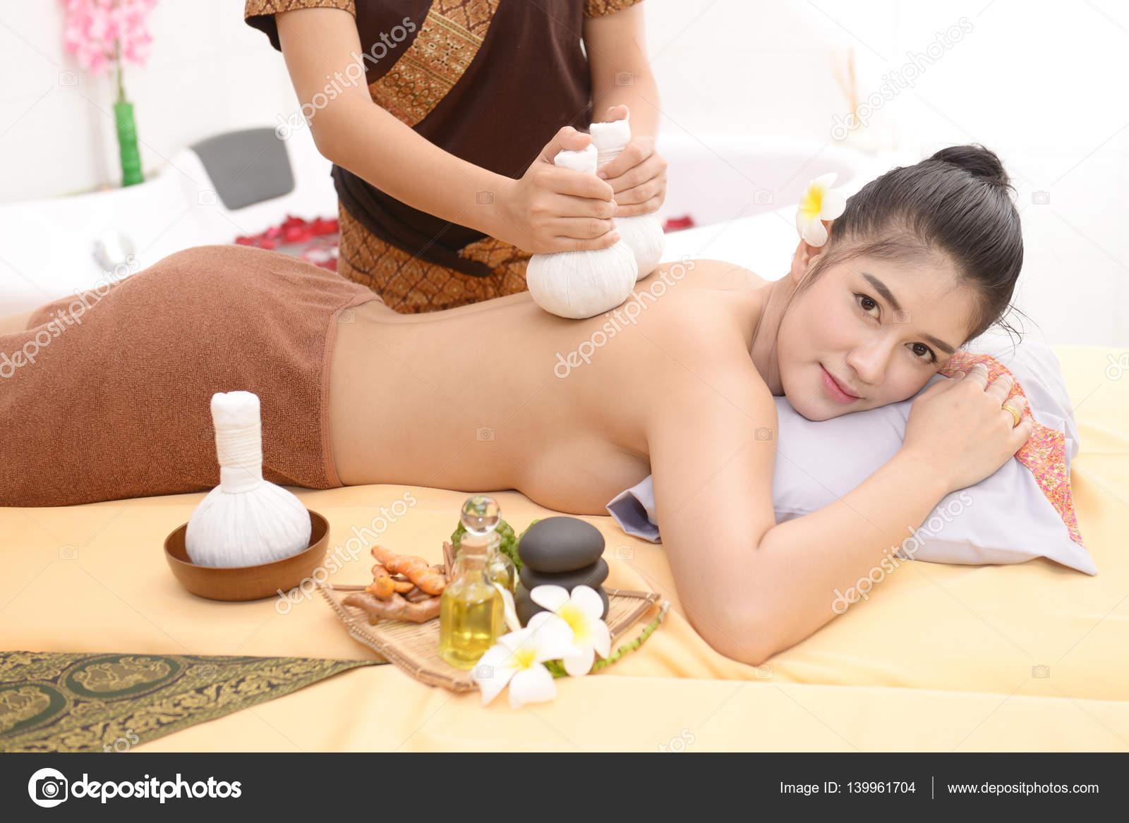 Тайский массаж негру