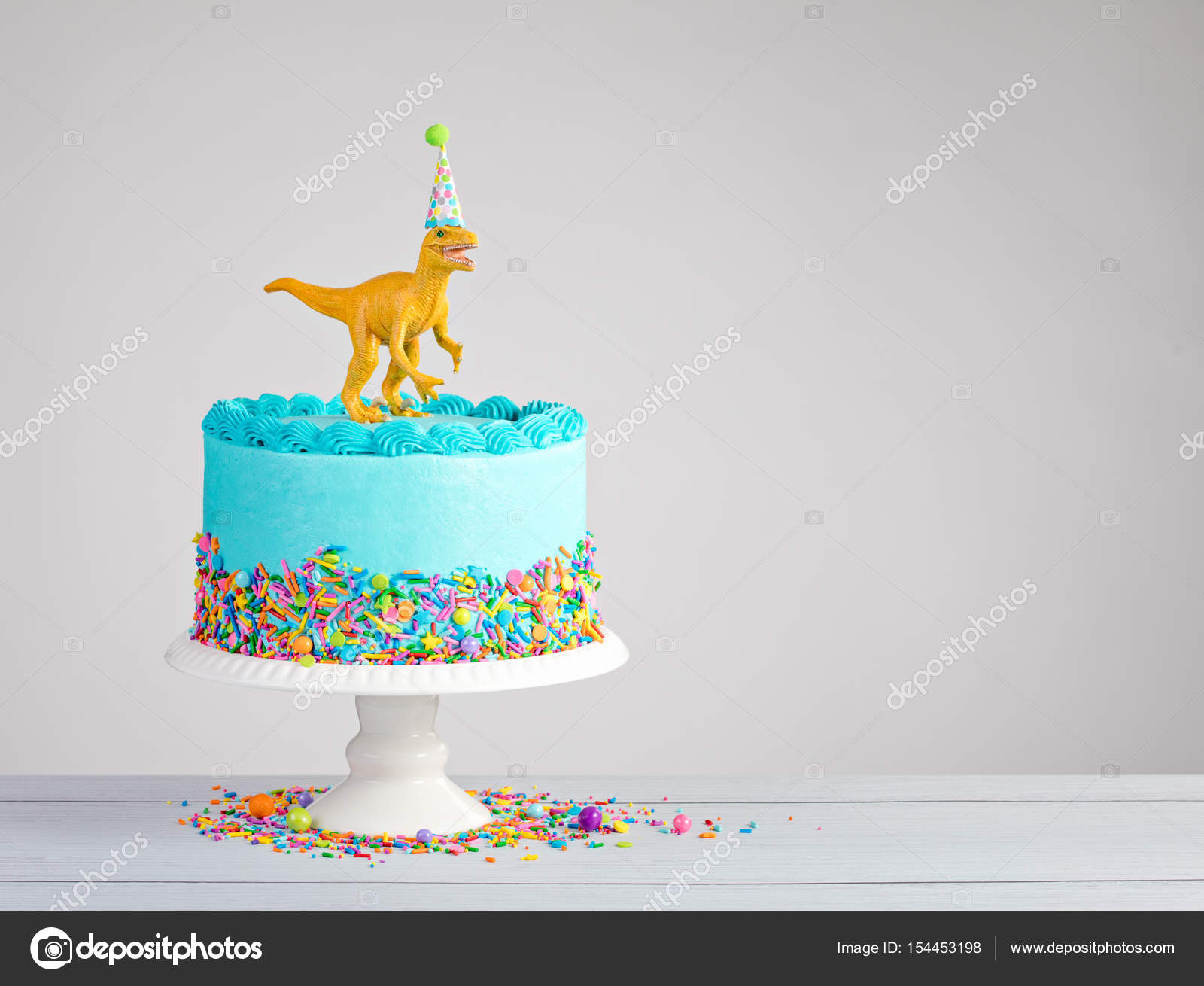 Dinosaur Birthday Cake Photos