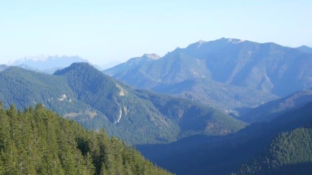 spektakuläre Aussicht auf die bayerischen Alpen in Deutschland