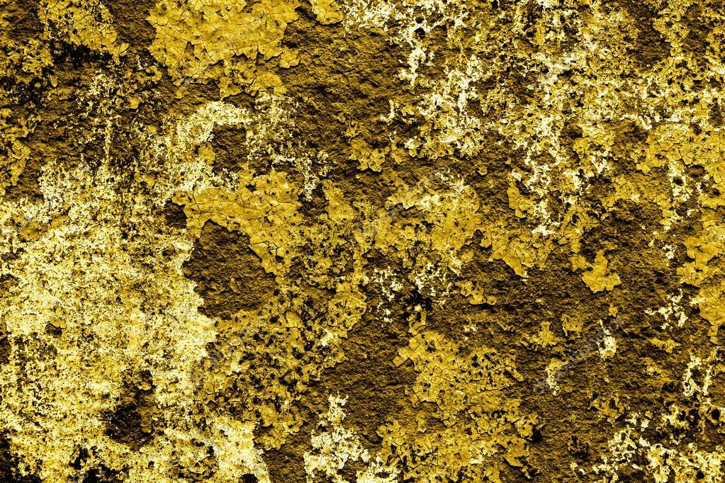 Oro dell annata di grunge di vecchio muro di piastrelle decorative