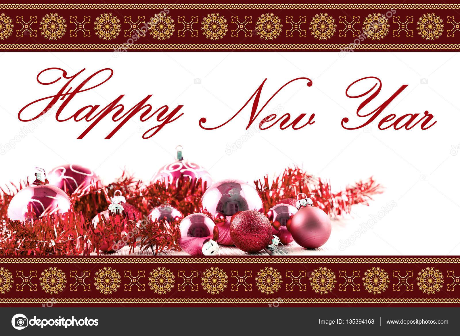 gratulationskort julkort Gratulationskort julkort med röda bollar och dekorationer på retro  gratulationskort julkort