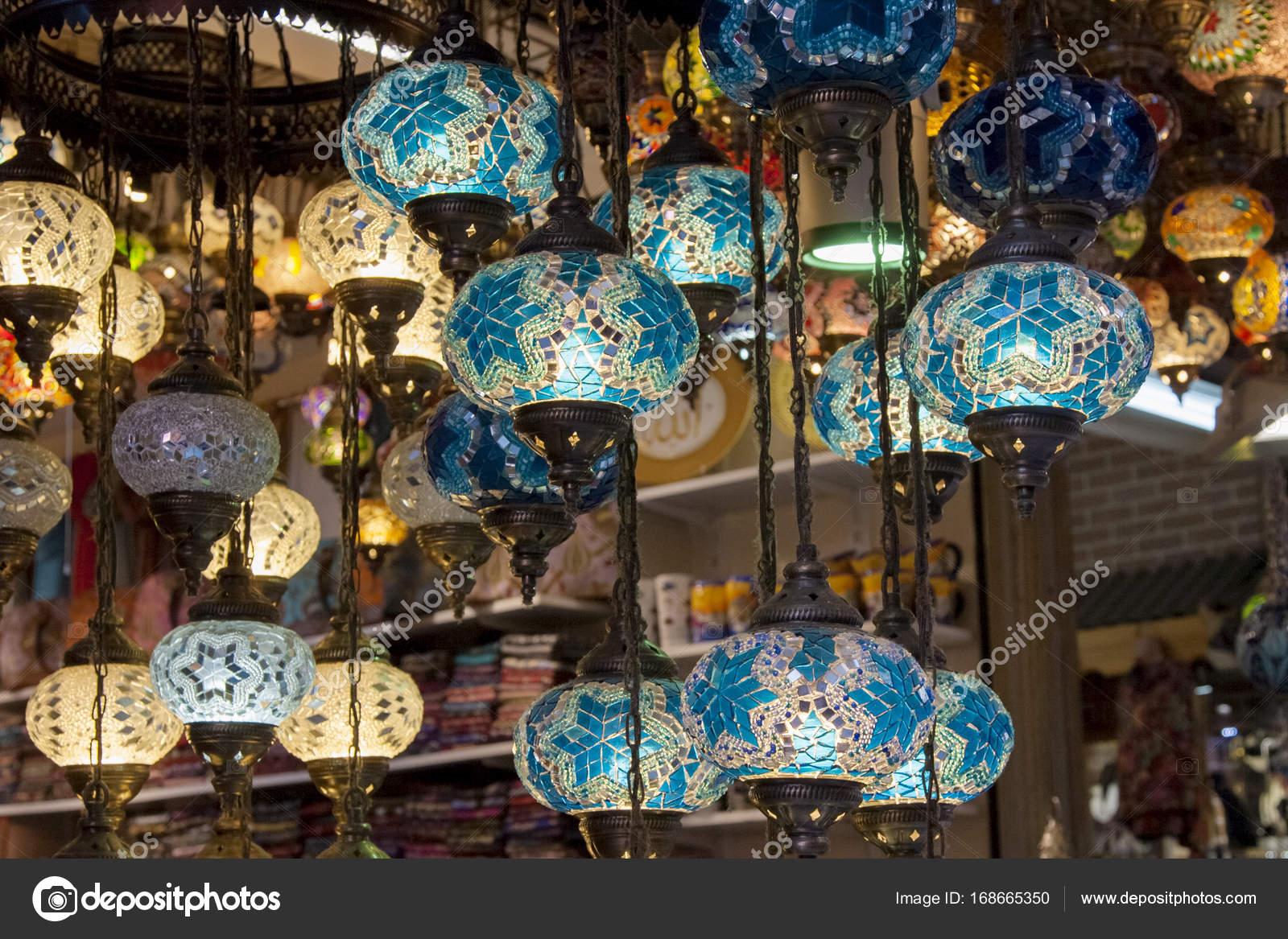 Lampen Oosterse Stijl : Prachtige lampen gemaakt van glas lampen met mozaïek in oosterse