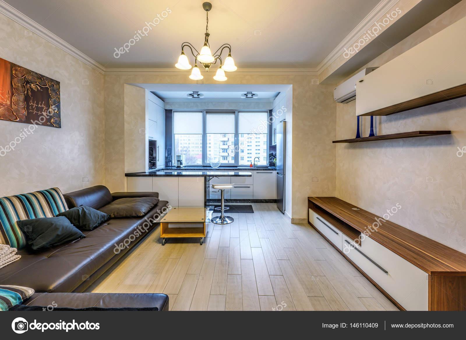 Stock Foto weiße Wohnung Innenarchitektur — Stockfoto © frimufilms ...