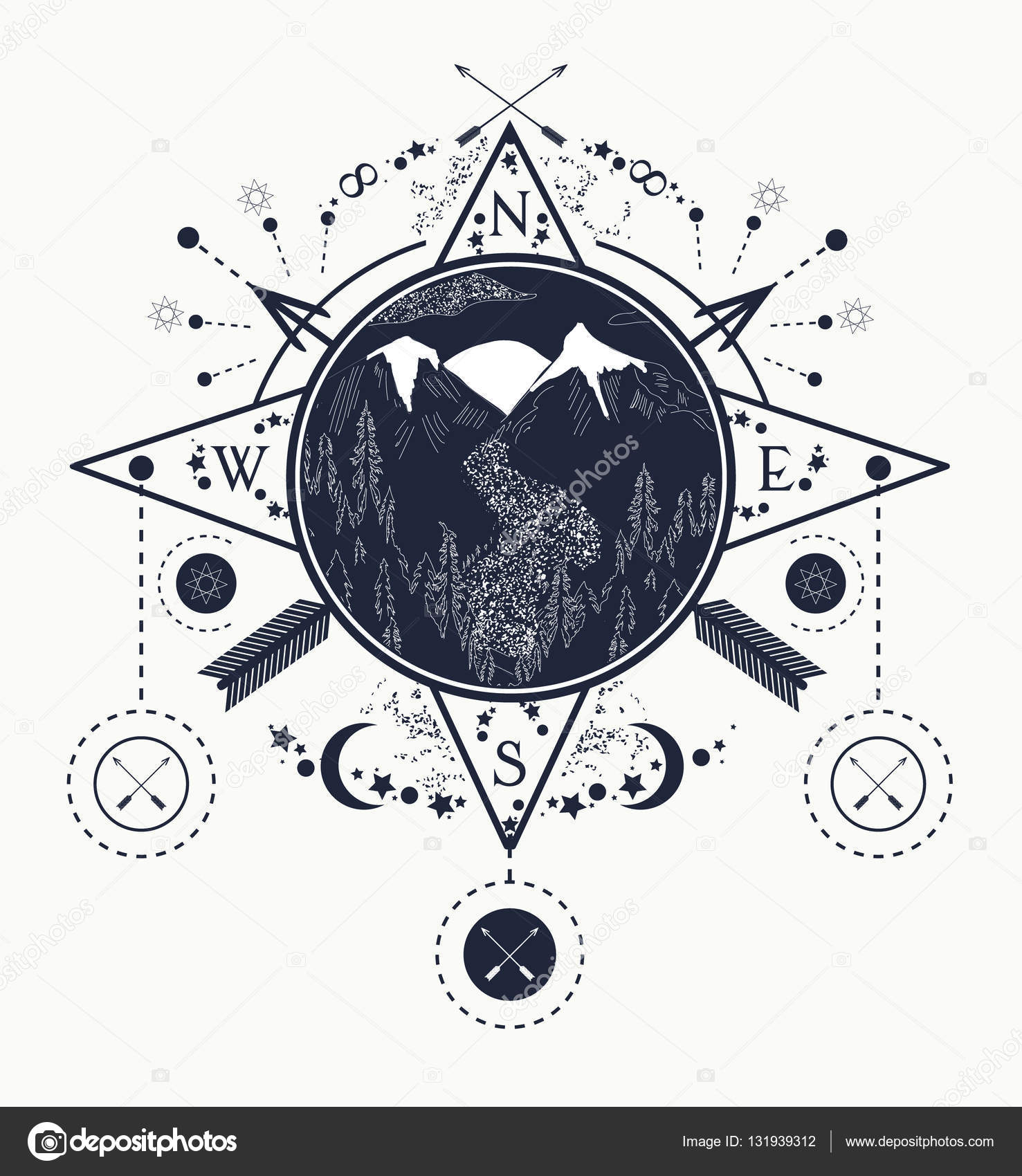 Simple Rose Tattoo Designs Pinterest