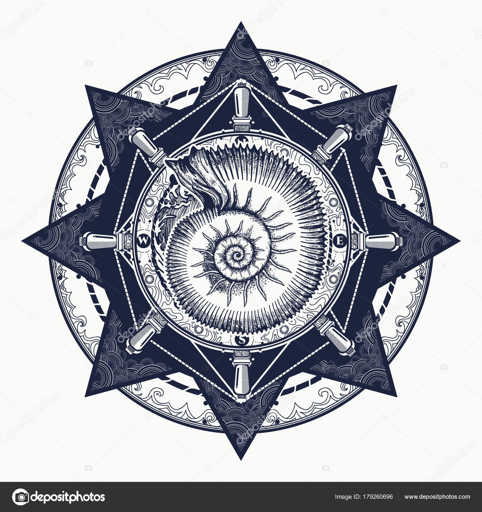 Symbol Sztorm I Spokoju Ciszy I Hałasu Alchemia