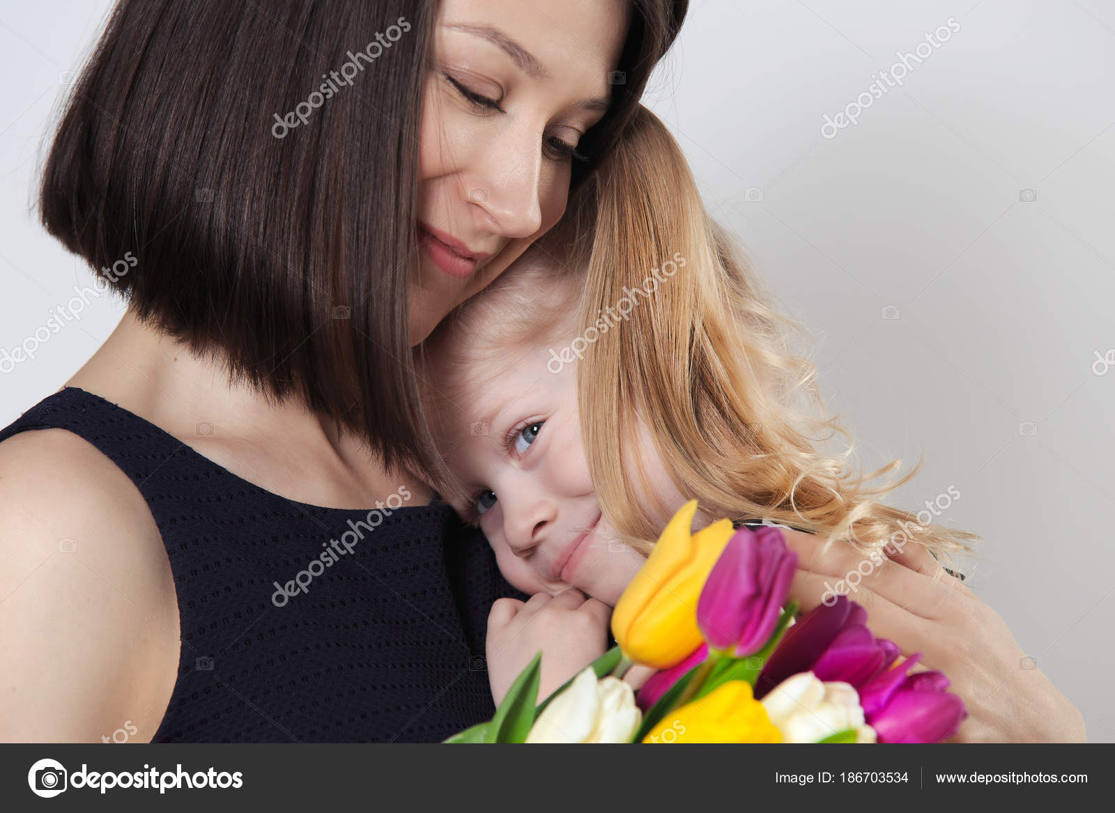 Фото мамы и дочки без лица, Мамы и дочки (19 фото) 20 фотография