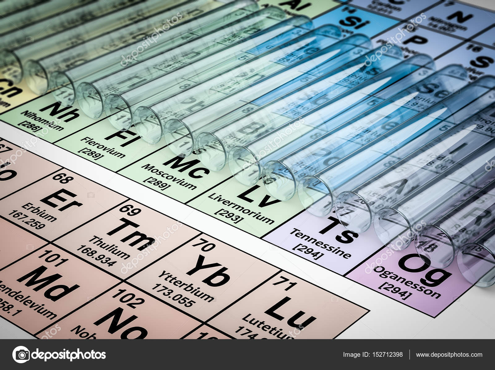 3d rendering of test tubes on color periodic table background 3d rendering of test tubes on color periodic table background stock photo 152712398 gamestrikefo Image collections