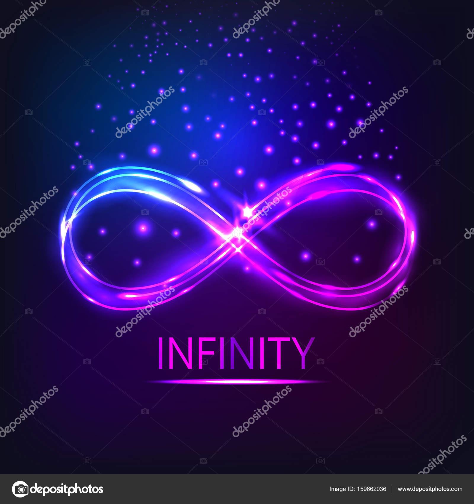 el infinito brillo archivo im u00e1genes vectoriales infinity symbol vector file infinity symbol vector art