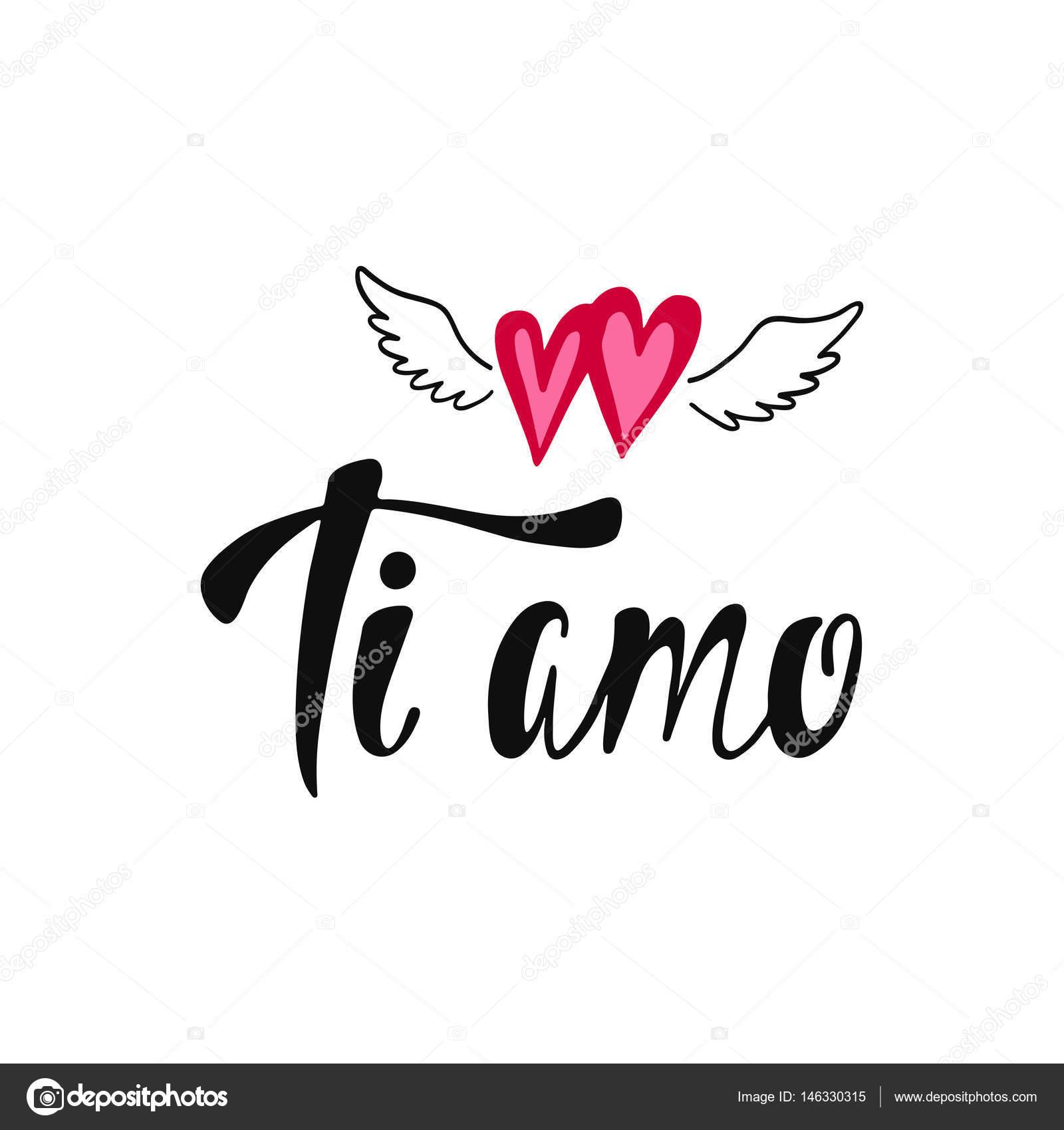 Fotos Te Amo Mi Amor En Manuscrita Ti Amo Romantica Frase