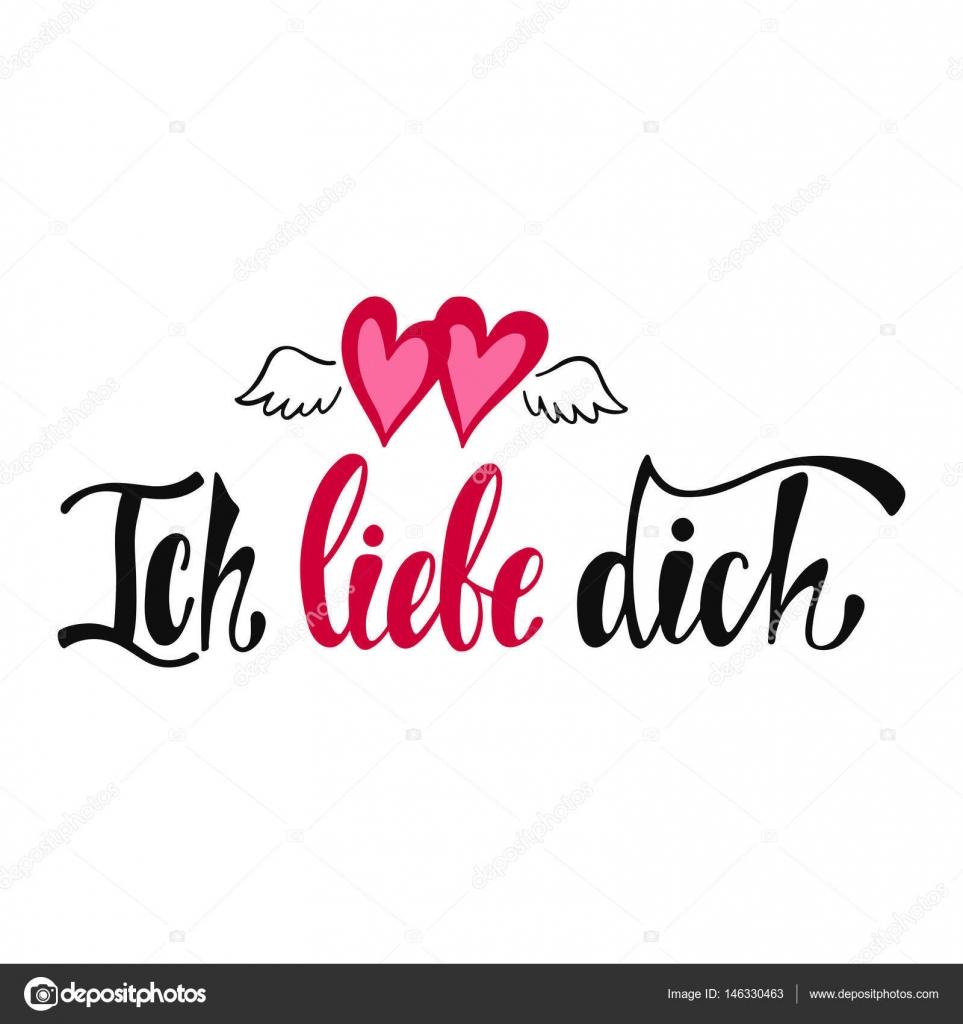 ich liebe dich brief