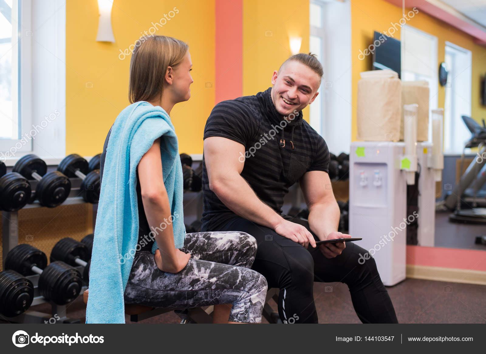 sportschool dieet