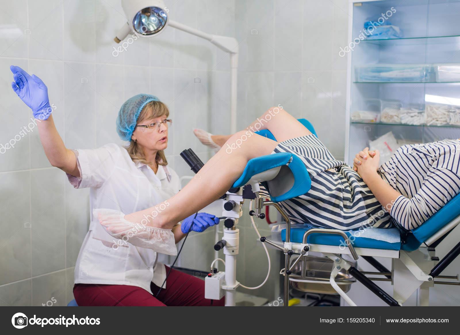Видео голых у гинекологов женщин этот
