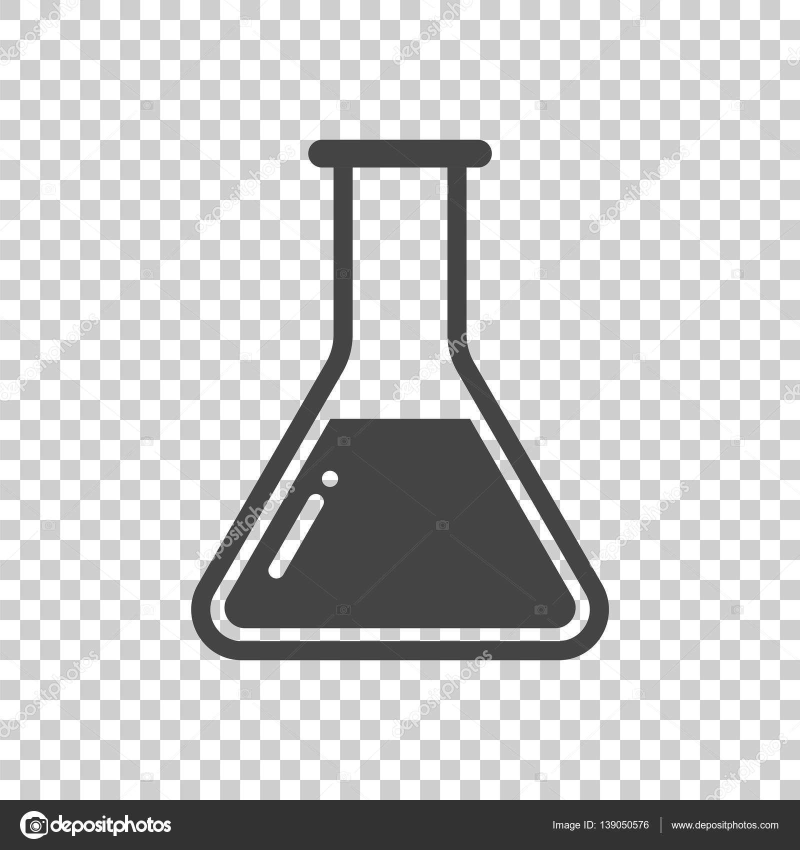 Chemical test tube pictogram icon chemical lab equipment isolated chemical lab equipment isolated on isolated background experiment flasks for science experiment trendy modern vector symbol buycottarizona