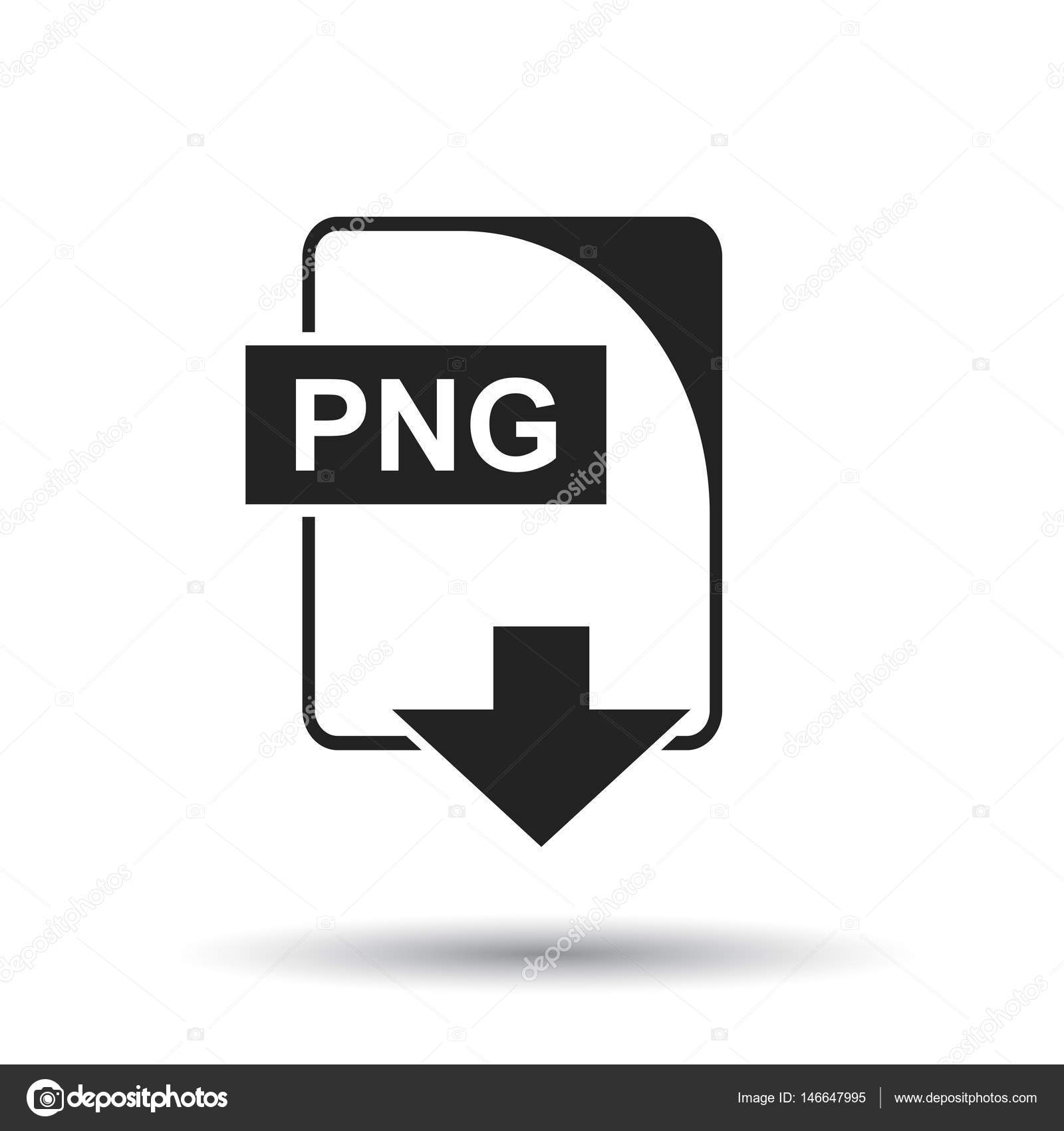 ícone Do Png Ilustração Em Vetor Plana Png Download