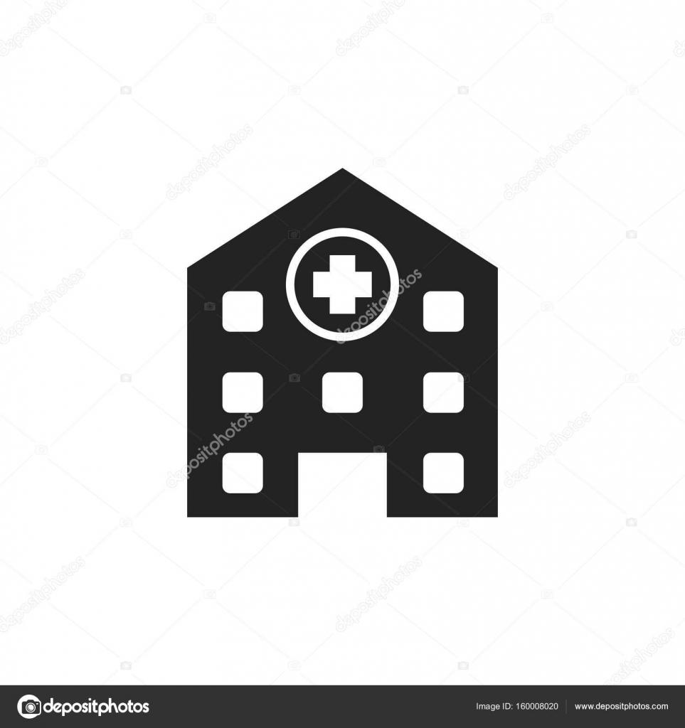 Hospital building vector icon infirmary medical clinic sign ill hospital building vector icon infirmary medical clinic sign ill stock vector 160008020 biocorpaavc