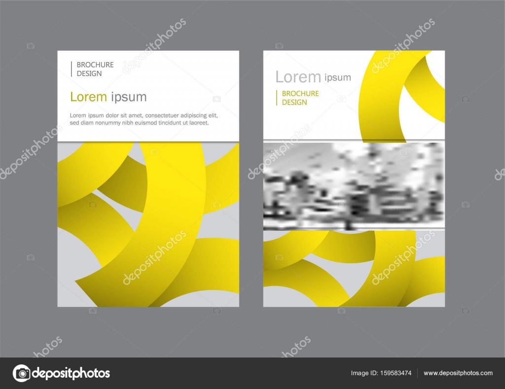 Imagebroschüre, Dokument Deckblatt, Präsentation, Broschüre ...
