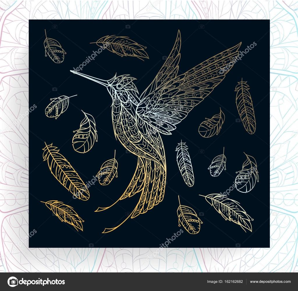 Mintás kolibri rajz — Stock Vektor © maverick inanta  162162682 b8ea12ac41