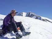 Na vrcholu Monte Porche