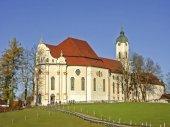 Fotografie Wieskirche in Oberbayern