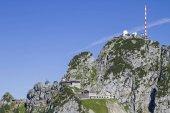 Fotografie Wendelstein - das Wahrzeichen von Bayrischzell