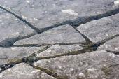 Fotografie Eisige Puzzle am Tegernsee