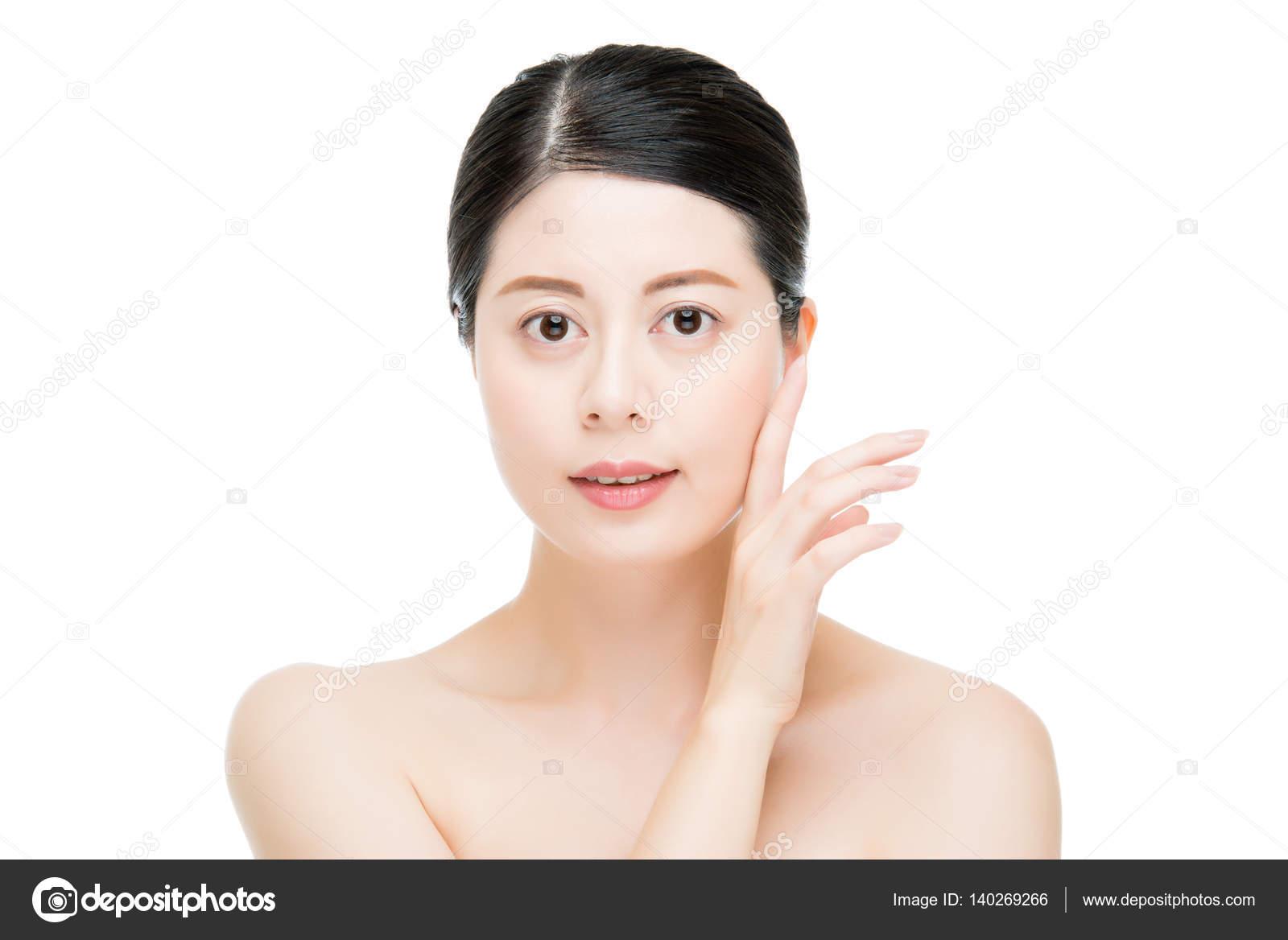 Perfekte Haut Auf Haut
